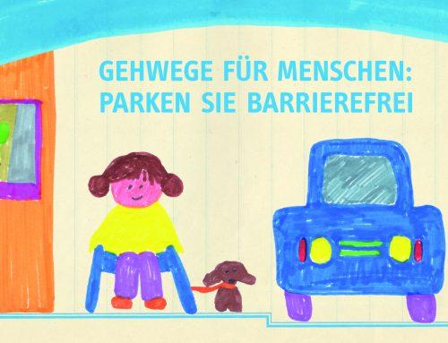 Gehwege für Autos – oder für Menschen