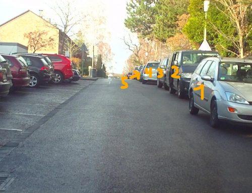 Elterntaxis an Grundschulen im Rodenkirchener Stadtbezirk und Kindergärten