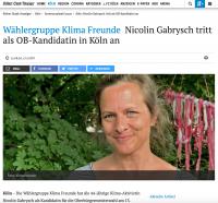 KSTA Artikel über Nicolin