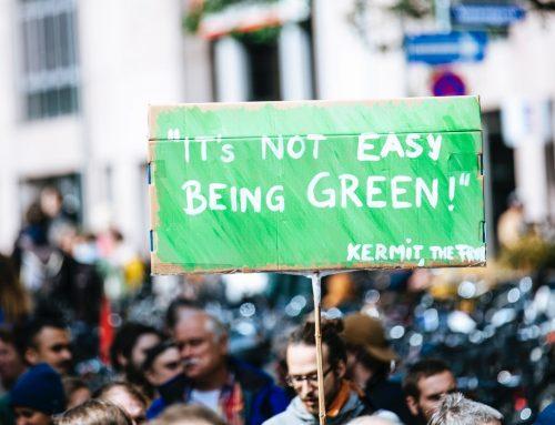 Klimaschutz ohne Datenschmutz? Läuft!