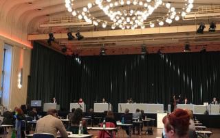Erste Ratssitzung KLIMA FREUNDE 2021