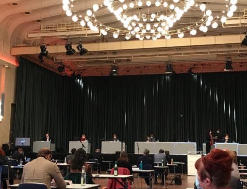 Erste Ratssitzung 2021 im Gürzenich