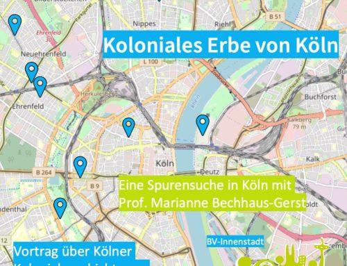 Inforeihe: Kölns koloniales Erbe