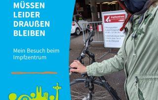Fahrräder: Wir müssen leider draußen bleiben